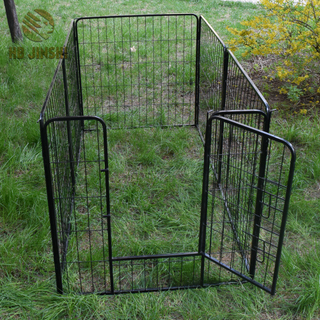 30 '' Indoor Metalldraht Pet Exercise Cage Dog Playpen